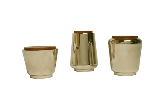 Scents Collection - Pottery Burn Medium - brass by Stabörd