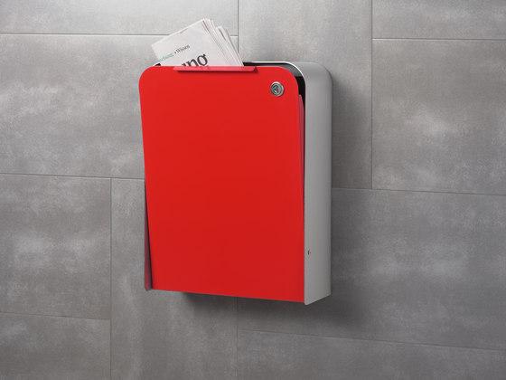 Letterbox | CAP | Edelstahl de Serafini