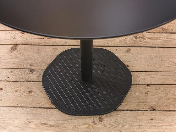Hexagon Table de TON