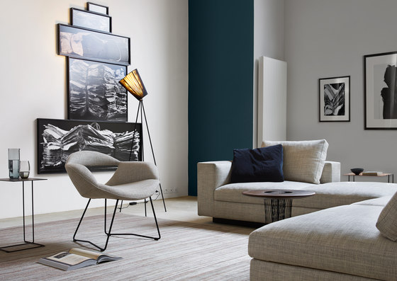Rumi chair sedie walter knoll architonic for Sedie design knoll