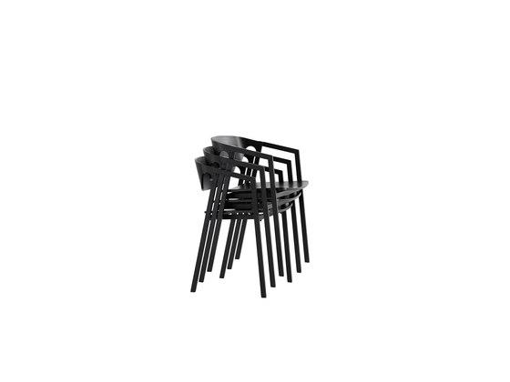 S.A.C. Dining Chair de WOUD