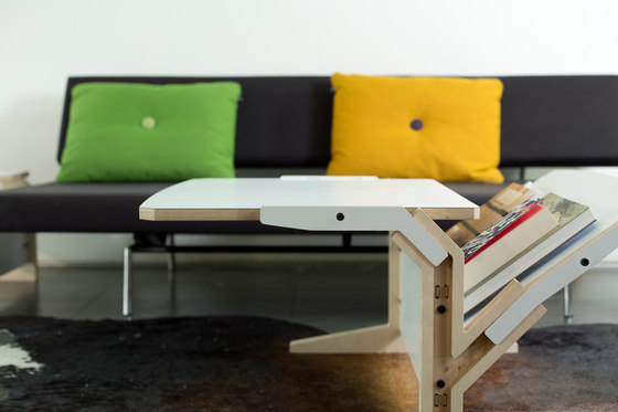 Vegetale Coffee Table by rform
