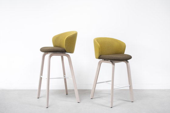 Close Barstool by Arco