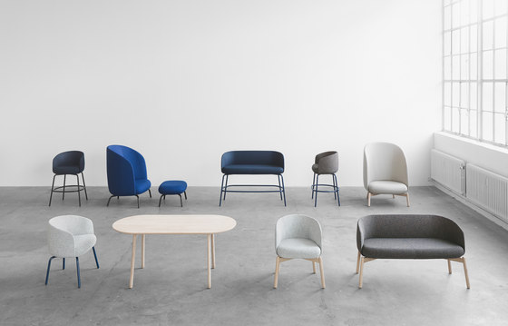 High Nest Chair von +Halle