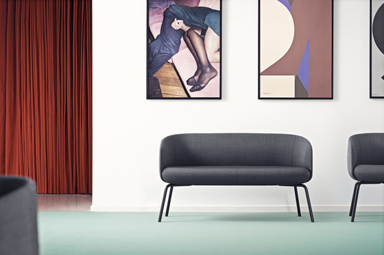 High Nest Sofa by +Halle