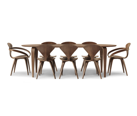 Cherner Oval Table by Cherner