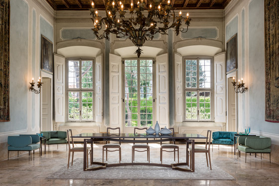 Tre Ponti Dining Table by Rubelli