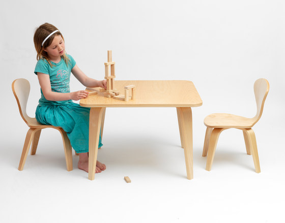 Cherner Childrens Table de Cherner