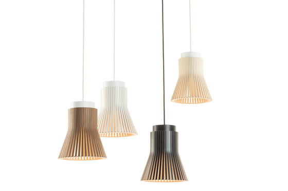 Petite 4600 pendant lamp by Secto Design