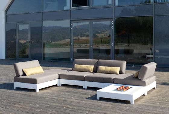 switch modul gartensofas von rausch classics architonic. Black Bedroom Furniture Sets. Home Design Ideas