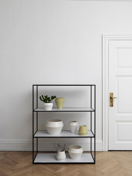 Twin Bookcase by by Lassen