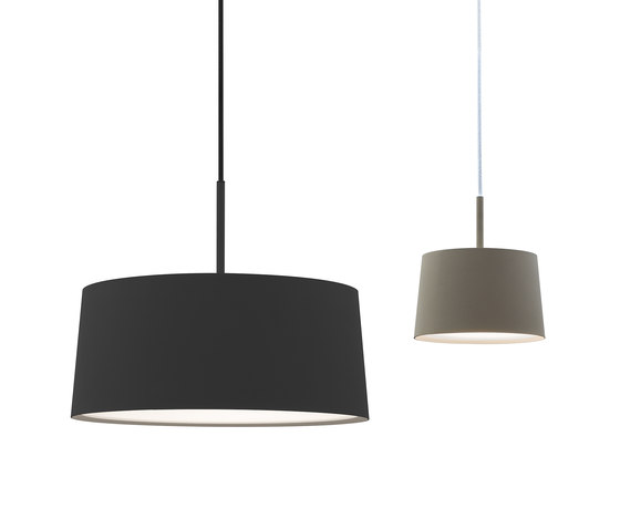 Shade Pendant Medi by Blond Belysning