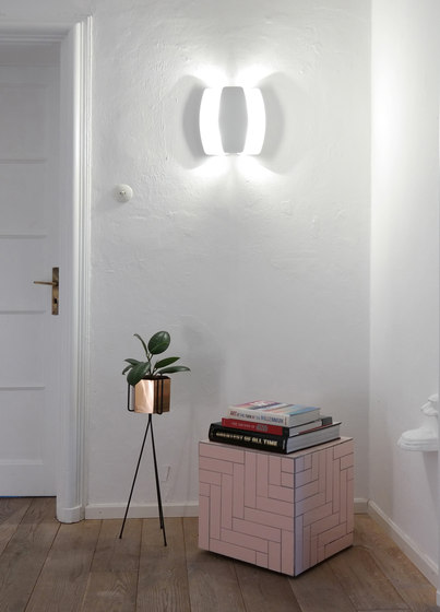 Papillon Wall lamp di Formagenda