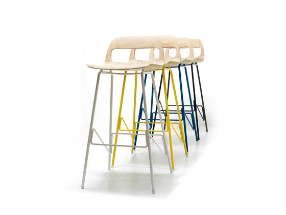 Leina Bar Chair Taburetes De Bar De Gazzda Architonic