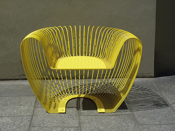 Bubble armchair garden chairs from concept urbain architonic - Fauteuil bubble chair ...