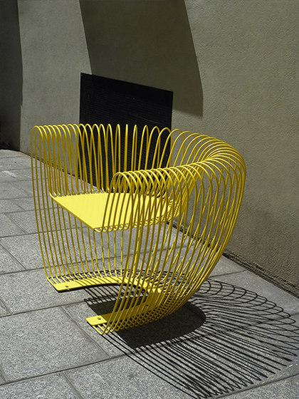 Bubble Armchair by Concept Urbain