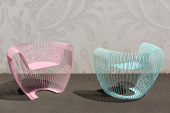 Bubble Armchair by Concept Urbain