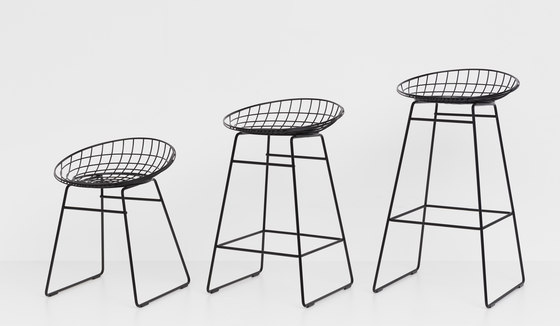 Wire chair SM05 di Pastoe