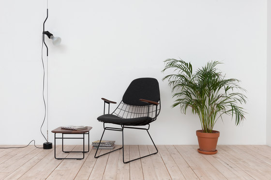 Wire chair SM05 de Pastoe
