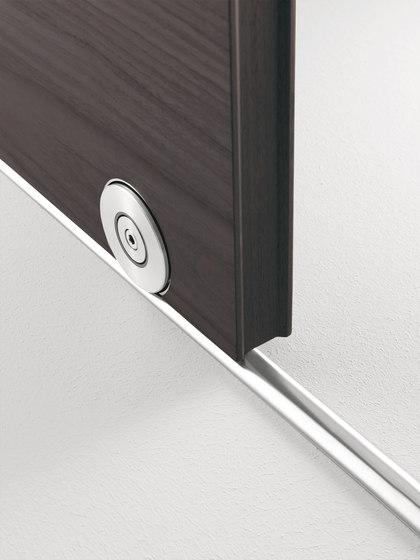 Terra H Door System by MWE Edelstahlmanufaktur