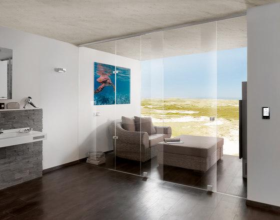 Terra Akzent Door System by MWE Edelstahlmanufaktur