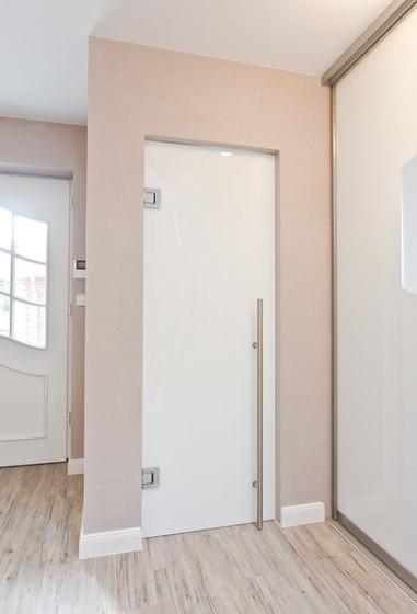 Agitus Door System/ Pivot Door Hinge by MWE Edelstahlmanufaktur
