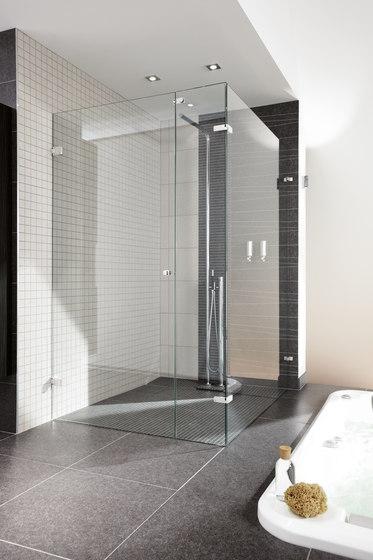 DU.338x Shower System by MWE Edelstahlmanufaktur