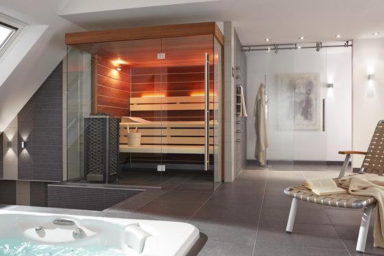 Spirit Shower System di MWE Edelstahlmanufaktur