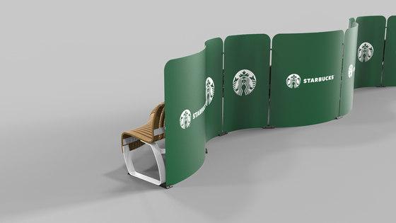 Radius Divider von Green Furniture Concept