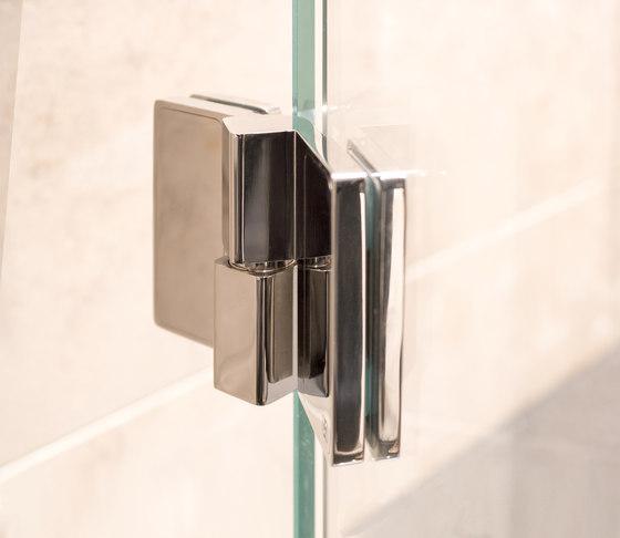 Spirit Akzent Shower System by MWE Edelstahlmanufaktur