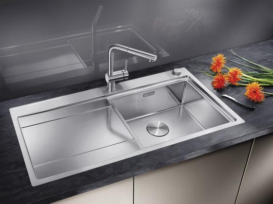 blanco divon ii 45 s if lavelli cucina blanco architonic. Black Bedroom Furniture Sets. Home Design Ideas