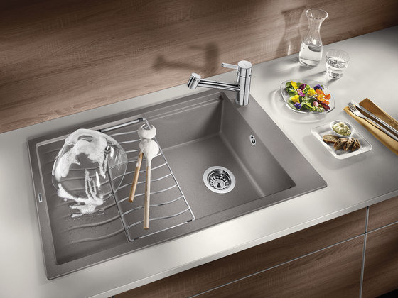 Blanco Sink Dealers : BLANCO ELON 45 S SILGRANIT Anthracite - Kitchen sinks by Blanco ...