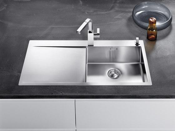 blanco flow 45 s if k chensp lbecken von blanco architonic. Black Bedroom Furniture Sets. Home Design Ideas