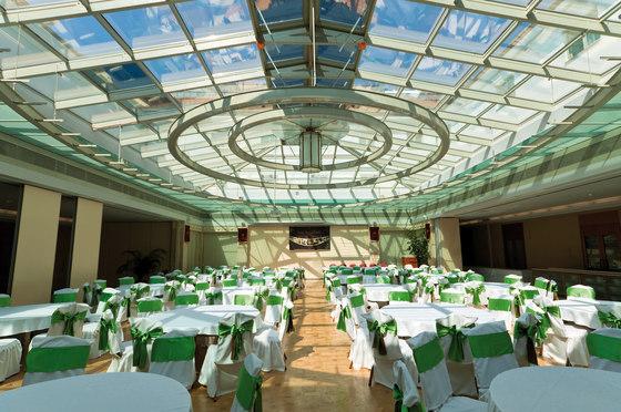 VISS roof glazing by Jansen