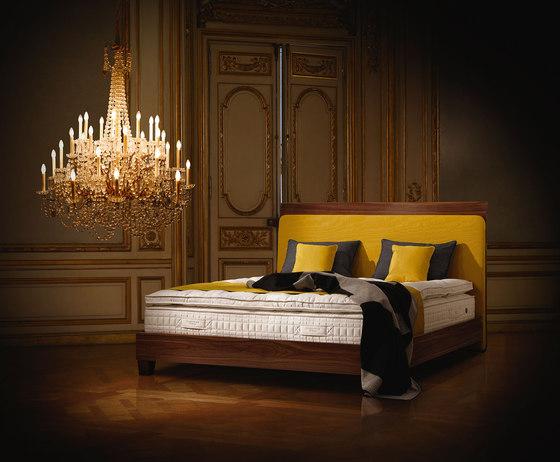 Sleeping Systems Collection Platinum | Headboard Saint Germain violet by Treca Paris