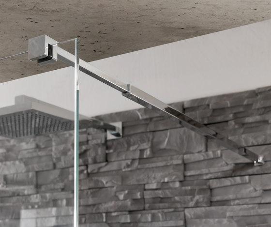 Stabilization Dod Shower System by MWE Edelstahlmanufaktur