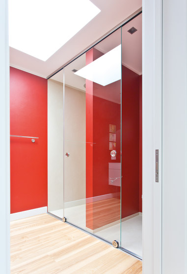 Terra Door System by MWE Edelstahlmanufaktur