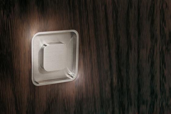 Flush Pull by MWE Edelstahlmanufaktur