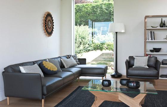 Theo Chaise Longue di Case Furniture