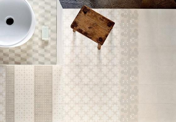 Azulej bianco di Ceramiche Mutina