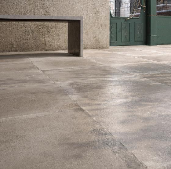Backstage carrelages de flaviker architonic - Vloertegel cement ...