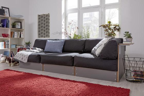 Sofabank von Müller Möbelwerkstätten