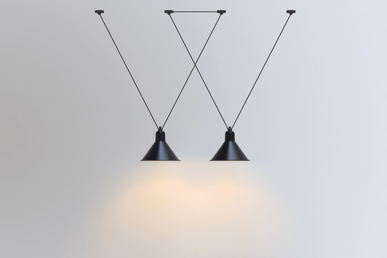 lampe gras les acrobates de gras n 322 black general lighting by dcw ditions architonic. Black Bedroom Furniture Sets. Home Design Ideas
