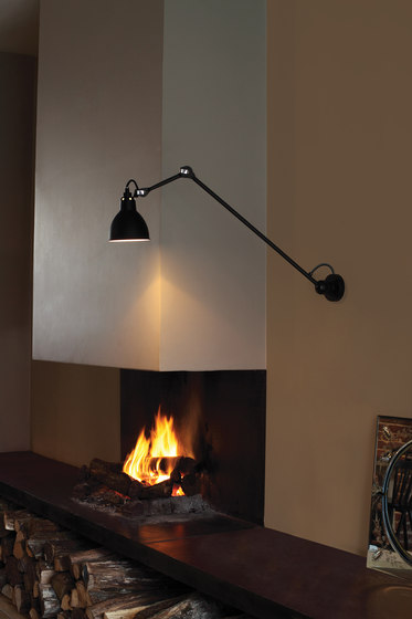 LAMPE GRAS - N°302 DOUBLE black by DCW éditions