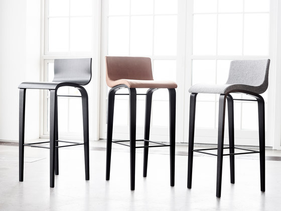 Curves | chair one de Erik Bagger Furniture