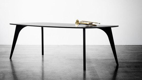 Jazz | dining table 230 von Erik Bagger Furniture