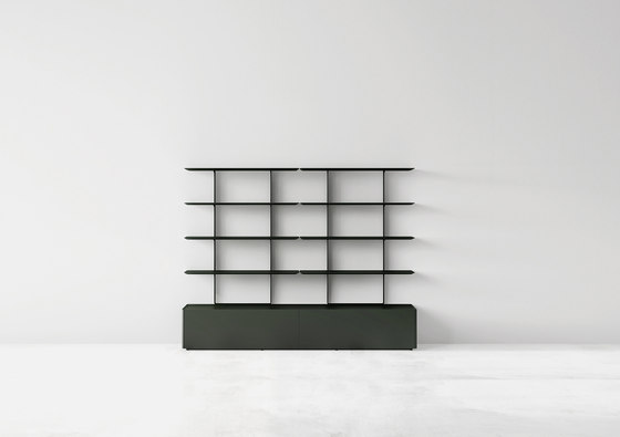 Team TV module 3 drawers by Expormim