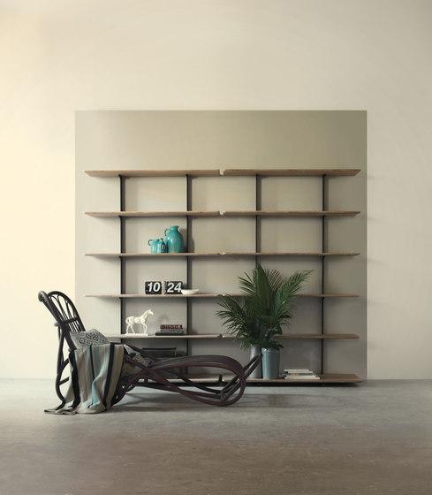 Team meuble TV 2 tiroirs de Expormim