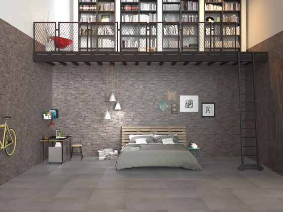 Wall Brick old cream by KERABEN