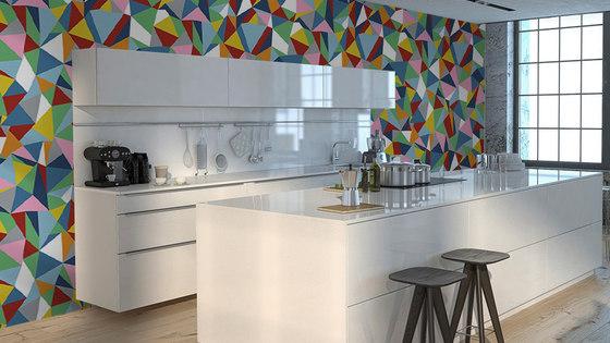 Colour Blocking Triangles di GLAMORA